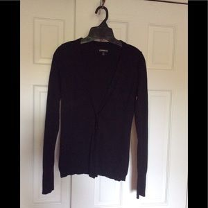 Express Cardigan (gently used - only worn 2 times)